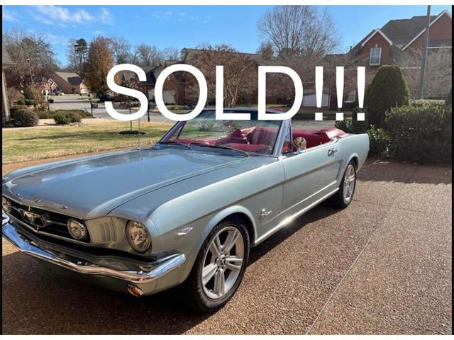 1964 Ford Mustang (CC-1453802) for sale in Geneva, Illinois