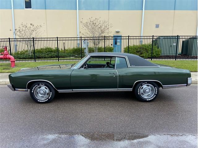 1970 Chevrolet Monte Carlo (CC-1453809) for sale in Clearwater, Florida