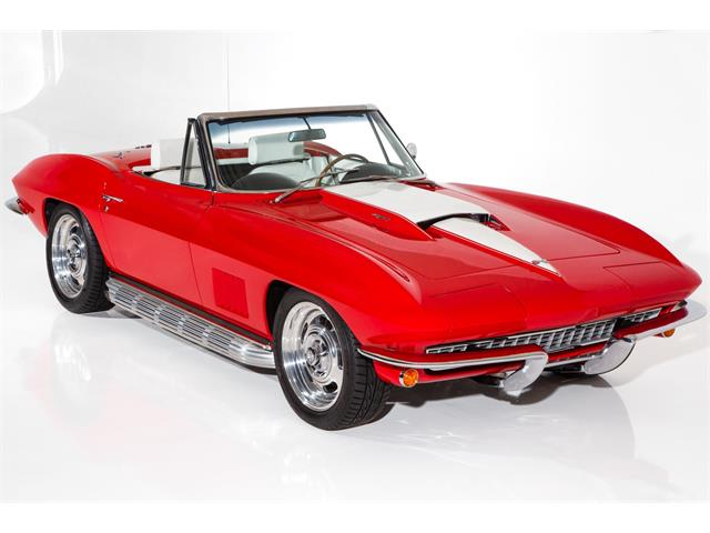 1967 Chevrolet Corvette (CC-1453813) for sale in Des Moines, Iowa