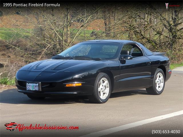 1995 Pontiac Firebird Formula (CC-1453814) for sale in Gladstone, Oregon