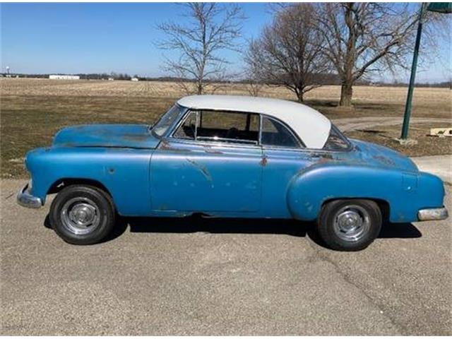 1952 Chevrolet Coupe (CC-1453823) for sale in Cadillac, Michigan