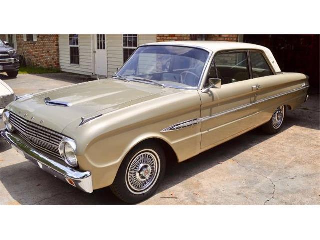 1963 Ford Falcon (CC-1453825) for sale in Cadillac, Michigan