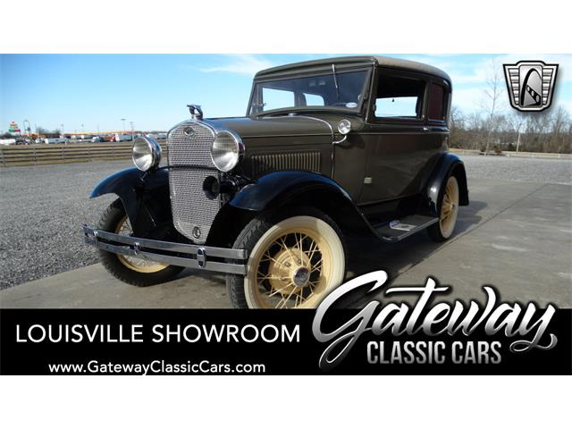1931 Ford Model A (CC-1453827) for sale in O'Fallon, Illinois