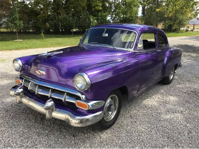 1954 Chevrolet Coupe (CC-1453828) for sale in Cadillac, Michigan