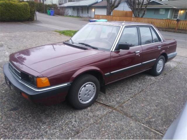 1984 Honda Accord (CC-1453836) for sale in Cadillac, Michigan