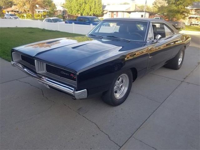 1969 Dodge Charger (CC-1453838) for sale in Cadillac, Michigan