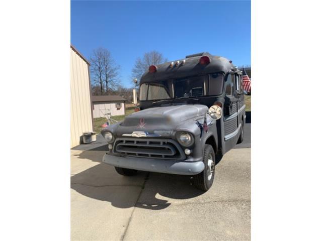 1957 Chevrolet Ambulance (CC-1453846) for sale in Cornelius, North Carolina