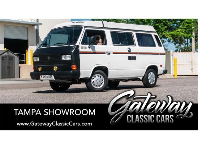 1986 Volkswagen Westfalia Camper (CC-1453918) for sale in O'Fallon, Illinois
