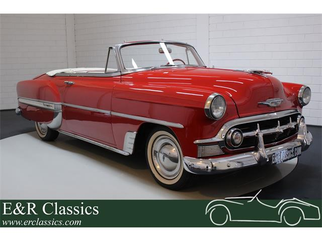 1953 Chevrolet Bel Air (CC-1453919) for sale in Waalwijk, - Keine Angabe -