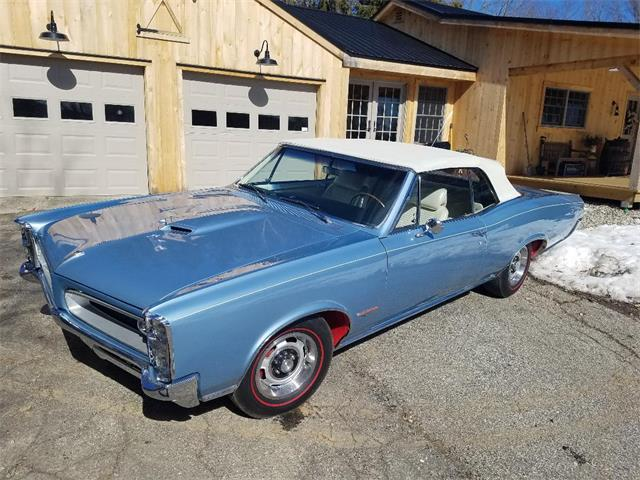 1966 Pontiac GTO (CC-1453921) for sale in Woodstock, Connecticut
