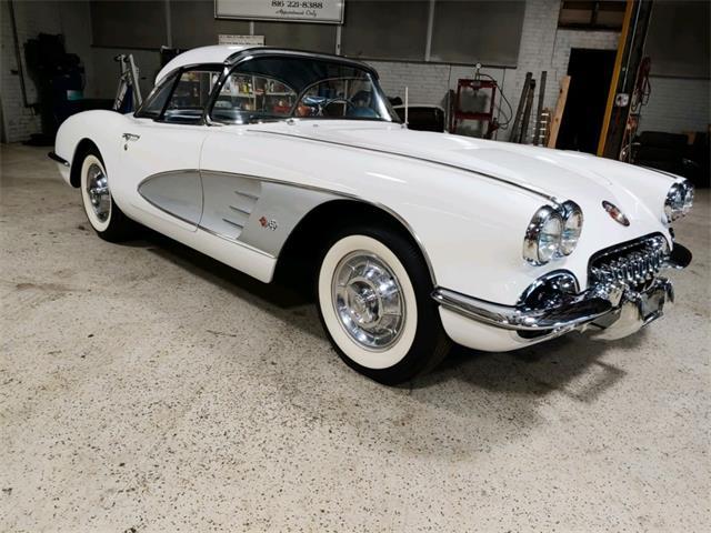 1958 Chevrolet Corvette (CC-1450394) for sale in N. Kansas City, Missouri