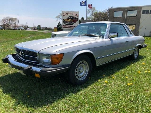 1977 Mercedes-Benz 450SLC (CC-1453947) for sale in Troy, Michigan