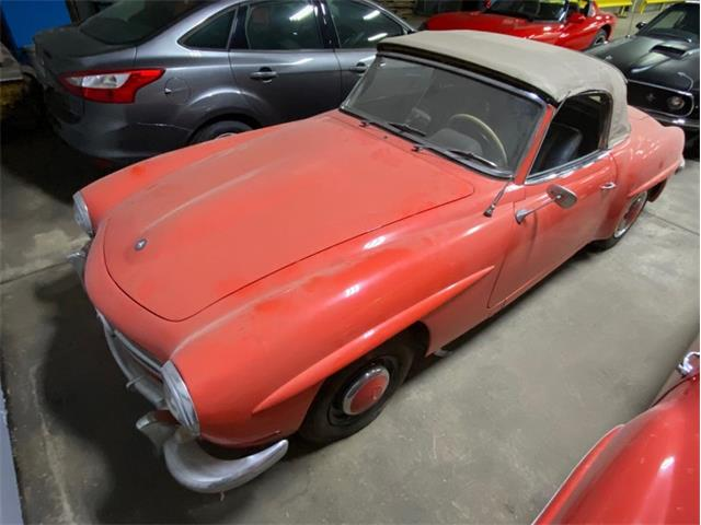 1957 Mercedes-Benz 190SL (CC-1453948) for sale in Troy, Michigan