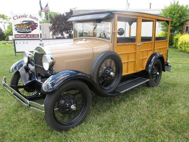 1929 Ford Model A (CC-1453954) for sale in Troy, Michigan