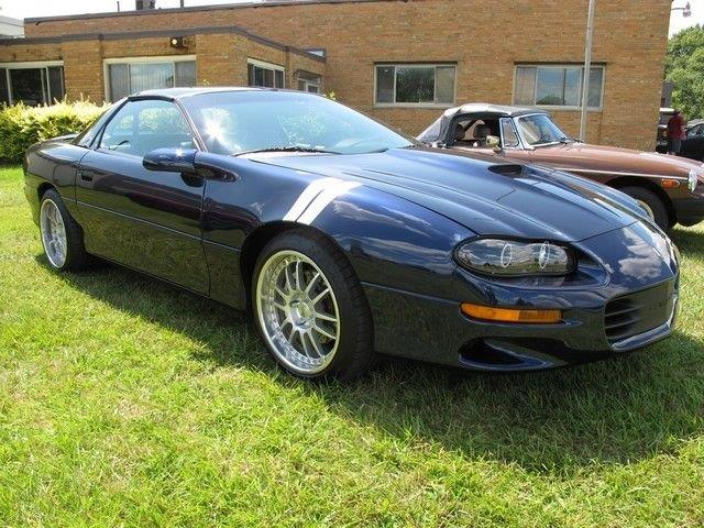 2002 Chevrolet Camaro (CC-1453964) for sale in Troy, Michigan