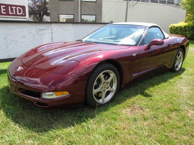 2003 Chevrolet Corvette (CC-1453965) for sale in Troy, Michigan