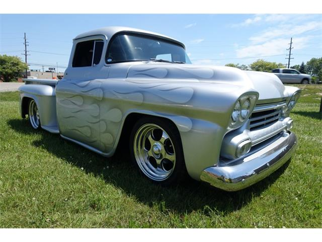 1959 Chevrolet Stepside (CC-1453971) for sale in Troy, Michigan