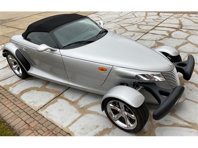 2000 Plymouth Prowler (CC-1453980) for sale in Troy, Michigan
