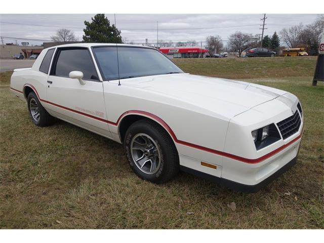 1985 Chevrolet Monte Carlo (CC-1453982) for sale in Troy, Michigan