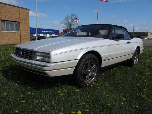 1989 Cadillac Allante (CC-1453987) for sale in Troy, Michigan