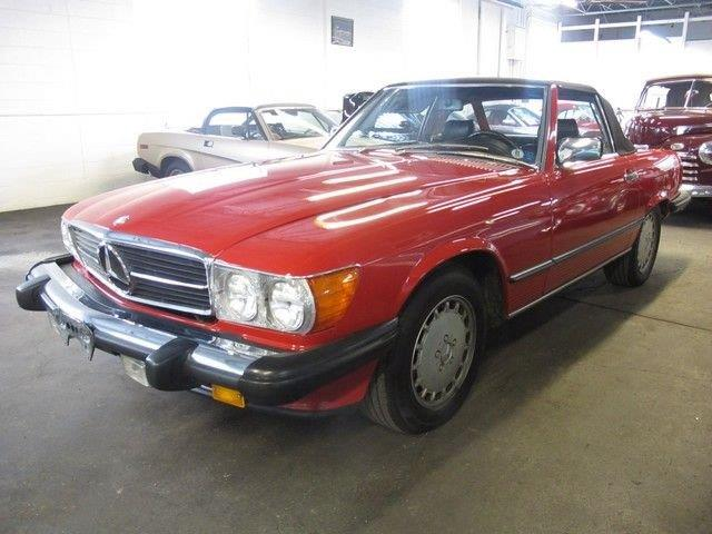 1987 Mercedes-Benz 560SL (CC-1453988) for sale in Troy, Michigan