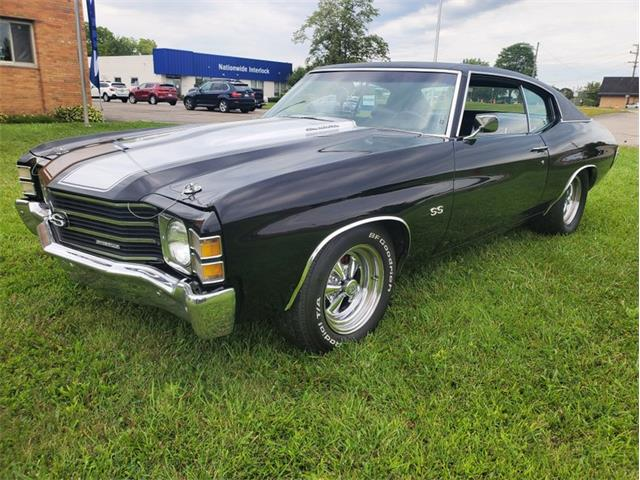 1971 Chevrolet Chevelle (CC-1453994) for sale in Troy, Michigan