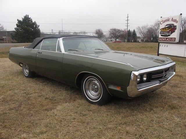 1969 Chrysler 300 (CC-1454001) for sale in Troy, Michigan