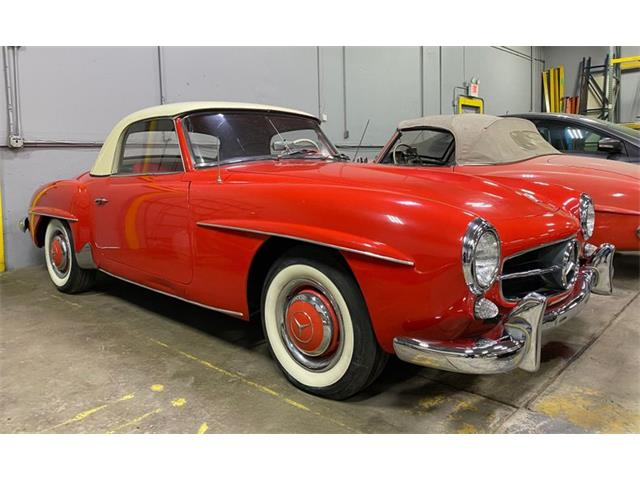 1956 Mercedes-Benz 190SL (CC-1454008) for sale in Troy, Michigan