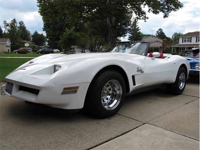 1980 Chevrolet Corvette (CC-1454014) for sale in Troy, Michigan