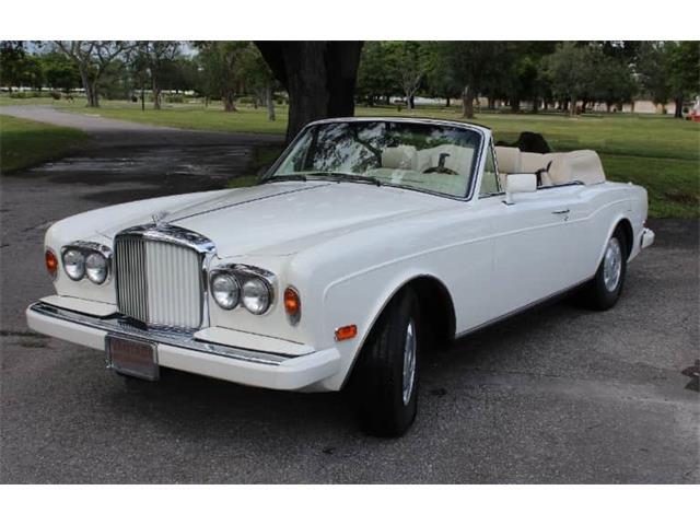 1994 Bentley Continental (CC-1450407) for sale in North Miami , Florida