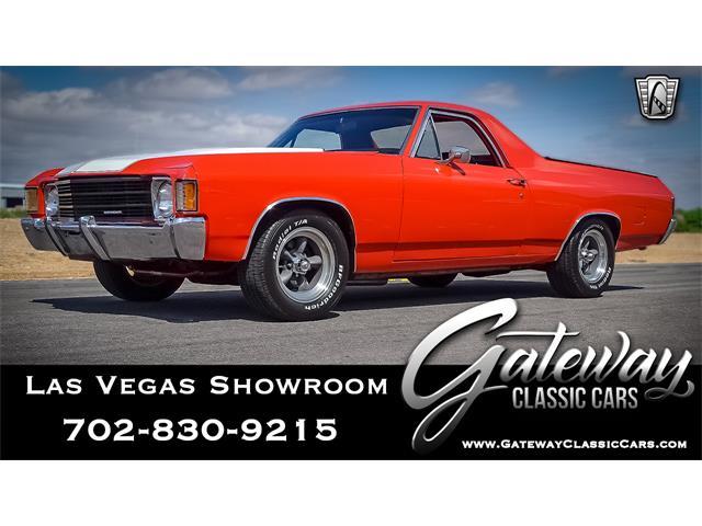 1972 Chevrolet El Camino (CC-1450415) for sale in O'Fallon, Illinois