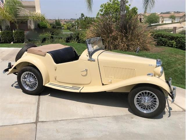 1952 MG TDC (CC-1454151) for sale in Riverside, California