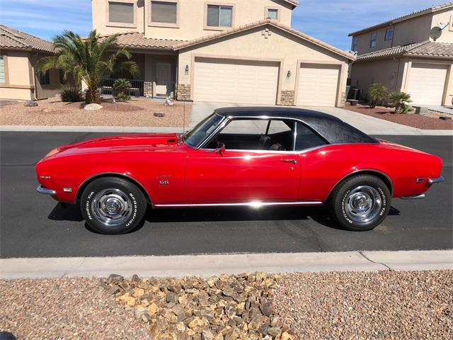 1968 Chevrolet Camaro (CC-1454159) for sale in orange, California
