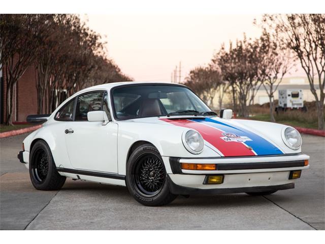 1988 Porsche 911 Carrera (CC-1450416) for sale in Houston, Texas