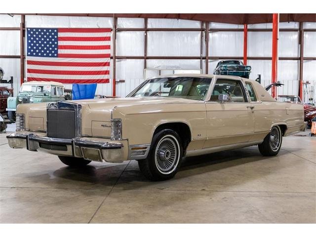 1978 Lincoln Continental (CC-1454172) for sale in Kentwood, Michigan