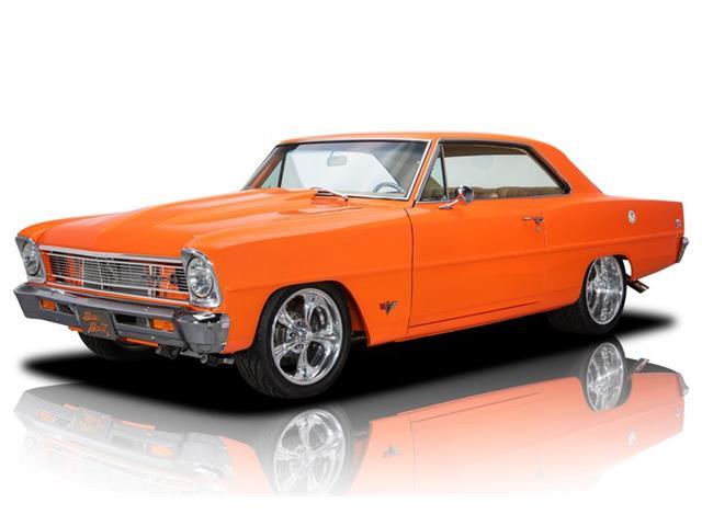 1966 Chevrolet Nova (CC-1454243) for sale in Charlotte, North Carolina