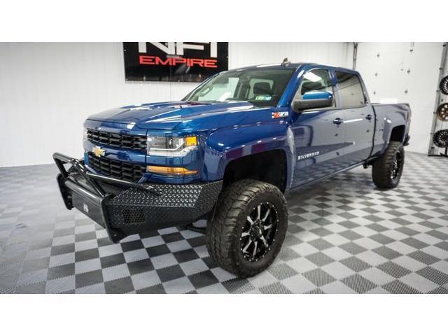 2016 Chevrolet Silverado (CC-1454283) for sale in North East, Pennsylvania