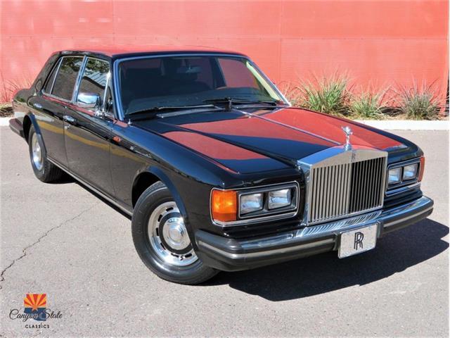 1981 Rolls-Royce Silver Spirit (CC-1454287) for sale in Tempe, Arizona