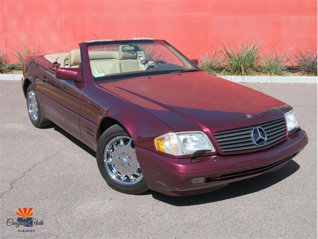 1996 Mercedes-Benz S-Class (CC-1454289) for sale in Tempe, Arizona