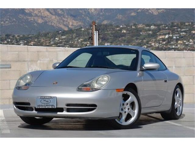 2000 Porsche 911 (CC-1454307) for sale in Santa Barbara, California
