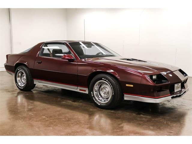 1982 Chevrolet Camaro (CC-1454312) for sale in Sherman, Texas