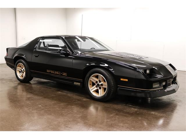 1985 Chevrolet Camaro (CC-1454315) for sale in Sherman, Texas