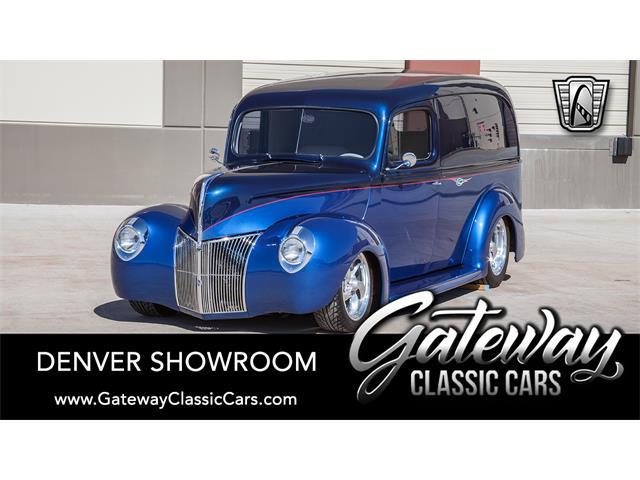 1941 Ford Panel Truck (CC-1454321) for sale in O'Fallon, Illinois
