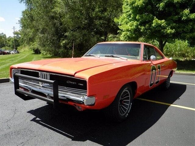 1969 Dodge Charger (CC-1454349) for sale in Milford, Ohio