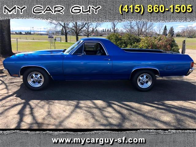 1970 Chevrolet El Camino (CC-1454350) for sale in Groveland, California