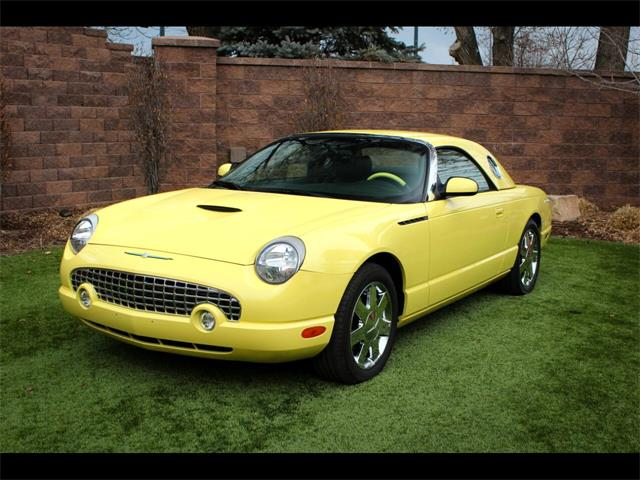 2002 Ford Thunderbird (CC-1454353) for sale in Greeley, Colorado