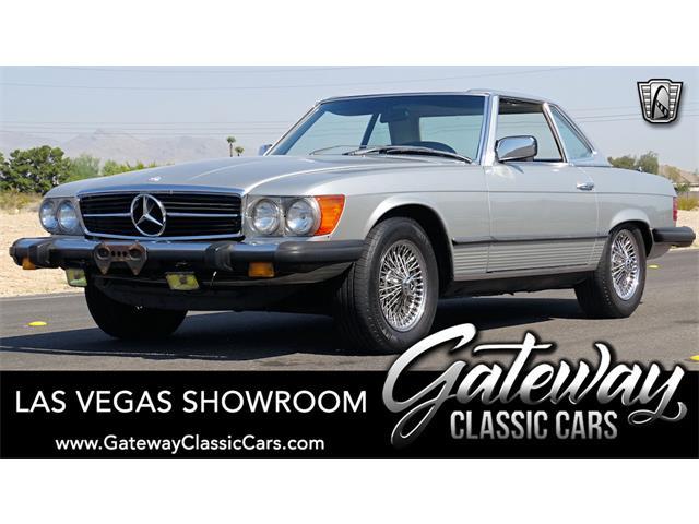 1980 Mercedes-Benz 450SL (CC-1450437) for sale in O'Fallon, Illinois
