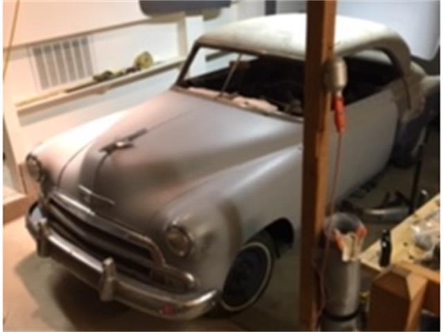 1951 Chevrolet 2-Dr Hardtop (CC-1454400) for sale in Berthoud, Colorado