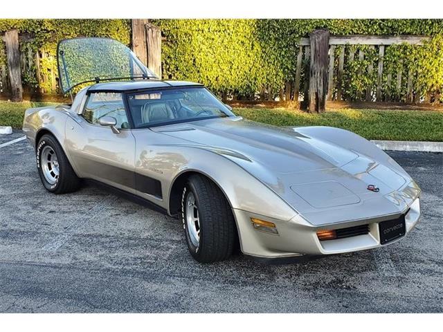 1982 Chevrolet Corvette (CC-1454428) for sale in Dania, Florida