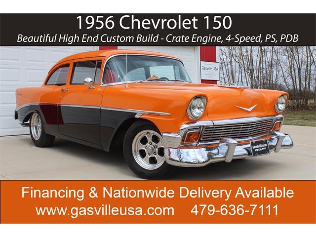 1956 Chevrolet 150 (CC-1454432) for sale in Rogers, Arkansas